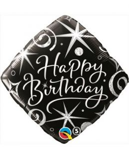 Globo foil Happy birthday