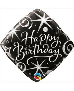 imagen Globo foil Happy birthday