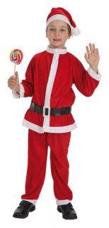 Disfraz de Papa Noel