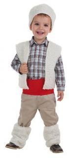 Disfraz de Pastorcito infantil