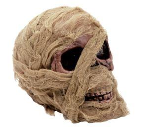 Calavera momia