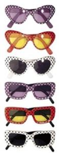 Gafas Disco ó años 50