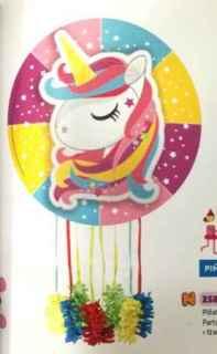 imagen Piñata unicornio