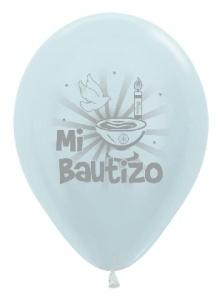 Globo Mi Bautizo
