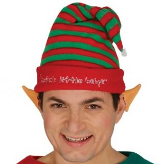 Gorro elfo de rayas