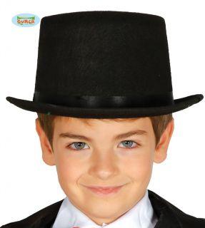 Sombrero chistera infantil