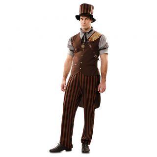 imagen Disfraz de steampunk hombre