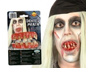 Dientes pirata