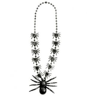 Colgante con arañas