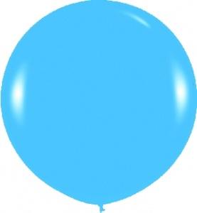 Globo azul grande de 90cm