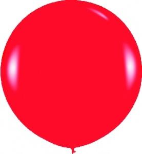 Globo rojo grande de 90cm