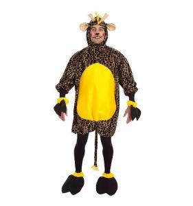 Alquiler de disfraz de jirafa hombre