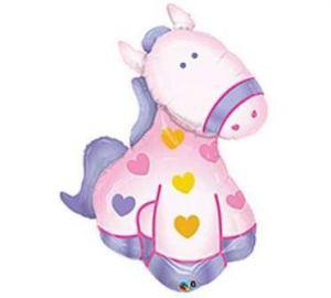 Globo foil Pony