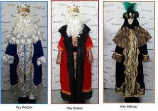 Alquiler de Reyes magos