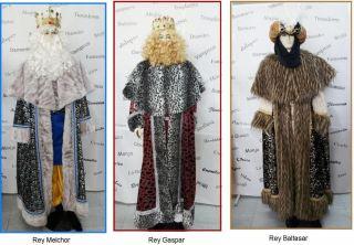 Alquiler de Reyes Magos Purpu