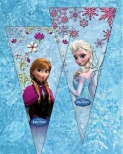 Cono Frozen lleno de golosinas