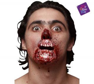 Cicatriz látex boca