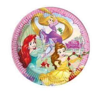 Platos de Princesas 23cm