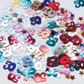 Confeti 50
