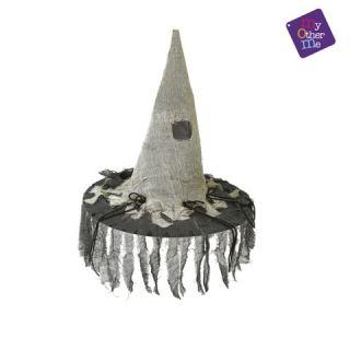 Sombrero bruja harapos