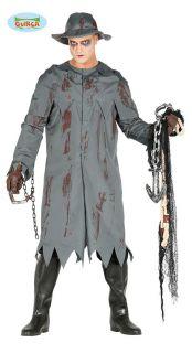 Disfraz de killer raincoat