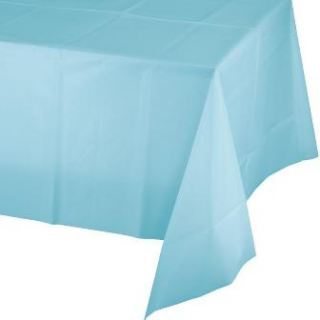 imagen Mantel azul pastel