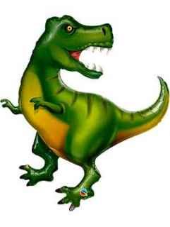 Globo dinosaurio (Tyranosaurus)