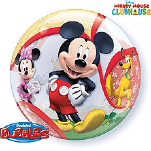 Globo bubble Mickey Mouse