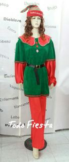 Disfraz Elfo