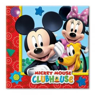 Servilletas Mickey