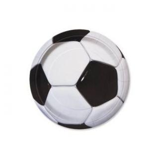 Platos fútbol 18cm