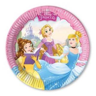 Platos de princesa 20cm