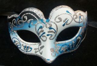 Mascara Veneciana Paloma plata
