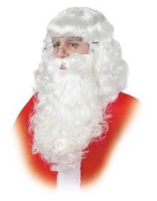 imagen Peluca  Papa Noel