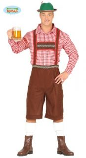 Disfraz de Bavaro