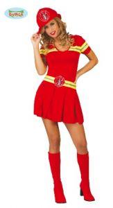 imagen Disfraz de bombera
