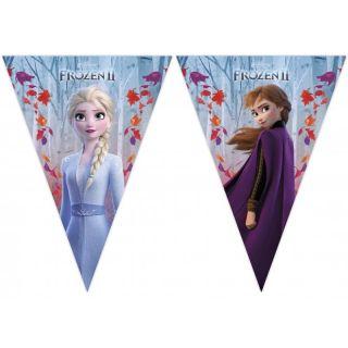 Banderín de Frozen 2