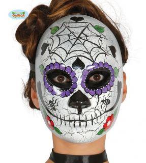 Máscara día de los muertos, Catrina
