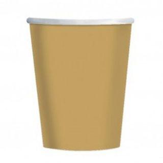 Vasos dorados