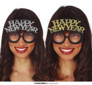 Gafas Happy New Year
