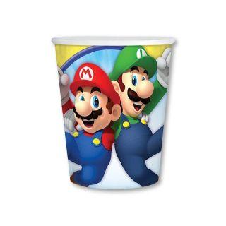 imagen Vasos de Super Mario