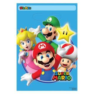Bolsitas de Super Mario