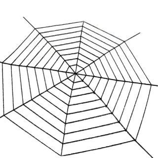 Telaraña cordón
