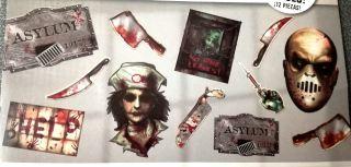 Kit carteles halloween