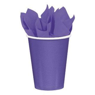 Vasos violeta