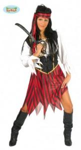 imagen Disfraz de pirata de ultramar