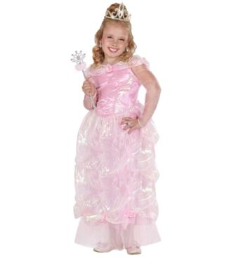 Disfraz de princesa de la rosa