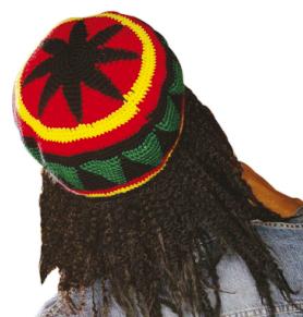 imagen Sombrero Jamaicano