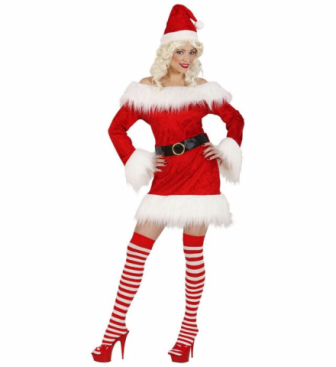 imagen Disfraz de Mama Noel