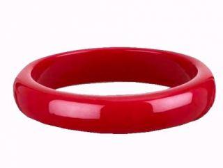 Pulsera sevillana grande roja